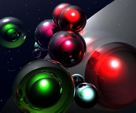 Abstract Balls Picture by Free Mobile Wallpaper Free Wallpaper Dell Xcd35