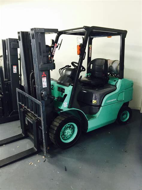 Forklift Mitsubishi by Mitsubishi Used Forklift Grendia Forklift Dealer Melbourne
