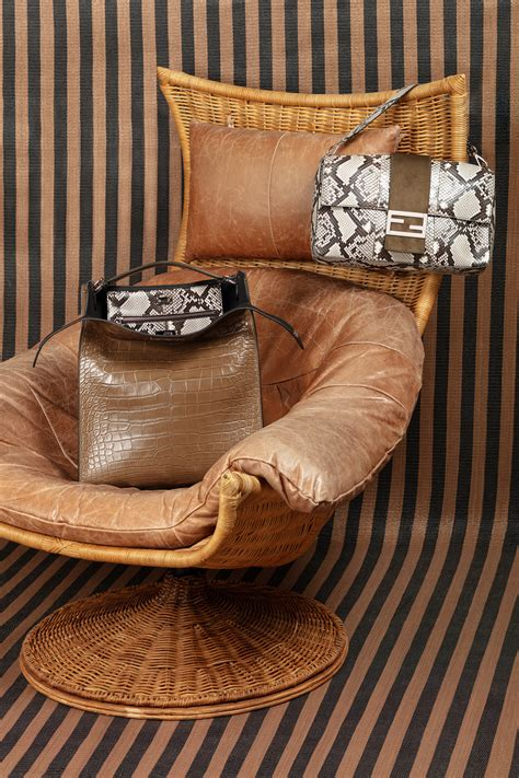 The Peekaboo and other Fendi signatures return in an eco ...