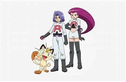 Rocket Team Jessie Pokemon James Meowth Pngio