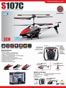 Syma S107c Battery Syma S107c Helicopter Battery Syma