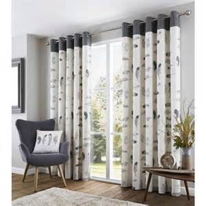 Bed Canopy Curtain by Eyelet Lined Curtains Ready Made Ring Top Curtain Panels