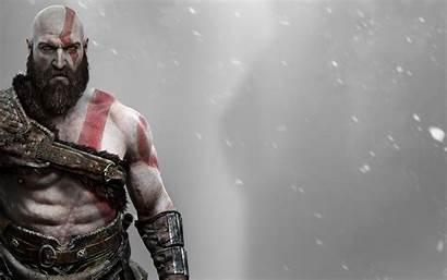 God War Kratos Wallpapers 4k Background Parede