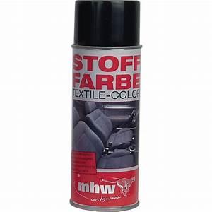 Peinture Teinture Pour Textile Noire En Aerosol Bombe