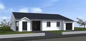 facade maison plain pied avie home With facade maison plain pied3