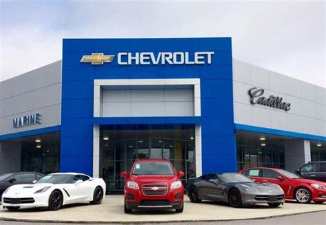 Marine Chevrolet Cadillac Car Dealership In Jacksonville