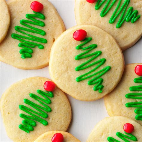 All these recipes are by home cooks like you, from taste of home. Holiday Sugar Cookies Recipe | Taste of Home