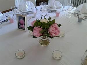 Deco Centre De Table Mariage : mariage roses compagnie ~ Teatrodelosmanantiales.com Idées de Décoration