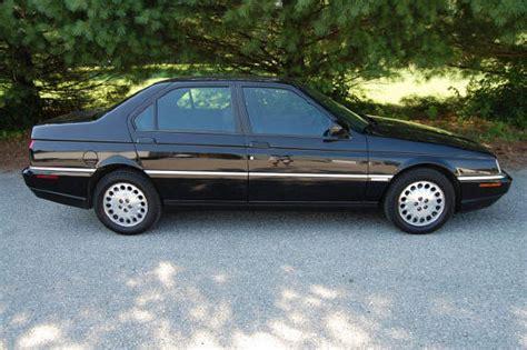 Alfa Romeo 164 Ls by Alfa Romeo 1995 164 Ls Black 25000 Forza