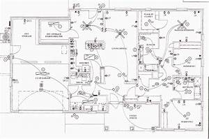 Home Electrical Wiring Diagrams Blueprint