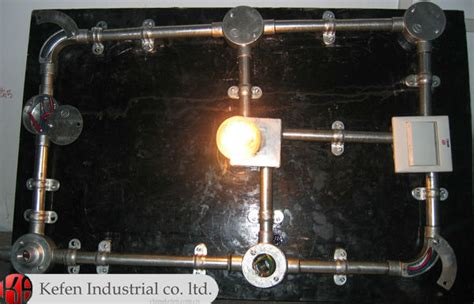 Iec Standard Galvanized Steel Electrical