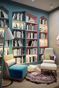25, Fabulous, Design, Ideas, For, Mini, Libraries, In, Your, Home