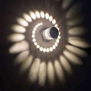 Lampe Indirektes Licht : 3w led wandleuchte badlampe wandlampe flurlampe lampe ~ A.2002-acura-tl-radio.info Haus und Dekorationen