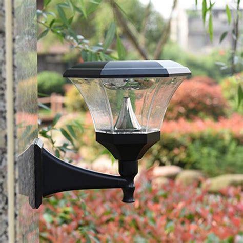 solar outdoor led light fixture outdoor waterproof solar