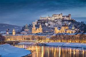 Christmas Time In Salzburg Photograph by JR Photography