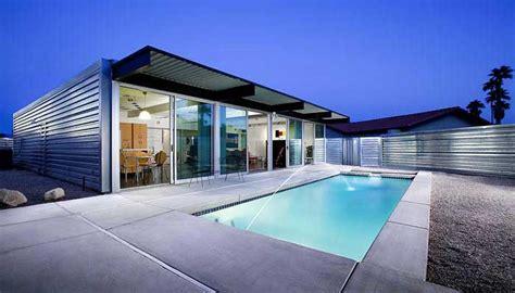 modular steel homes modernist modular homes