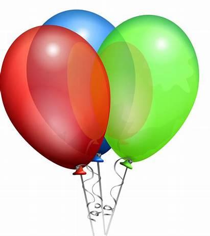 Balloons Clip Party Balloon Vector Cartoon Newdesignfile