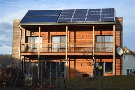 Inneneinrichtung Passivhaus Holzstaenderbauweise by Passivhaus Fink Strohballenbau