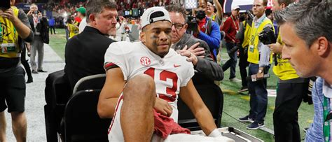 alabama quarterback tua tagovailoa  expected