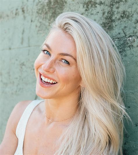Julianne Hough   Welcome to the official site of Julianne