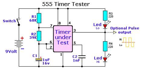 Simple Tester Circuit Diagram Electronic Circuits