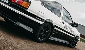 Toyota Corolla Ae86 Sprinter Trueno Initial D For Sale