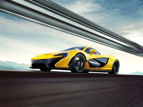 Mclaren Dishes The Dirt On Its P1 Supercar