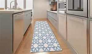 Tapis De Cuisine Moderne : tapis de cuisine lavable machine cuisine naturelle ~ Teatrodelosmanantiales.com Idées de Décoration