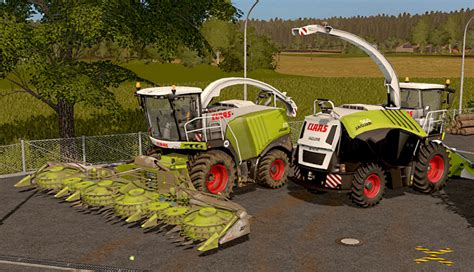 claas jaguar  series type    fs farming