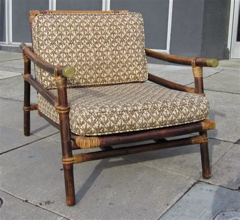 Spend this time at home to refresh your home decor style! UHURU FURNITURE & COLLECTIBLES: SOLD Mid Century Rattan ...