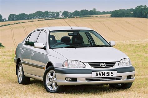 toyota avensis  car review honest john