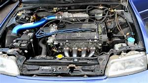 89 Honda Crx Engine Diagram