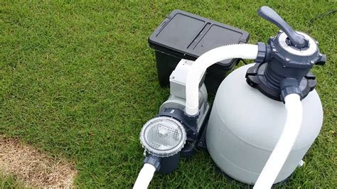 Sand Replacement In Pool Pump Filter