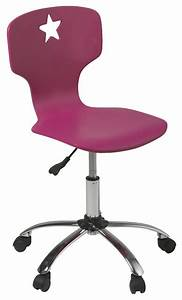 Chaise Enfant Alinea : star chaise de bureau junior contemporain chaise enfant par alin a mobilier d co ~ Teatrodelosmanantiales.com Idées de Décoration