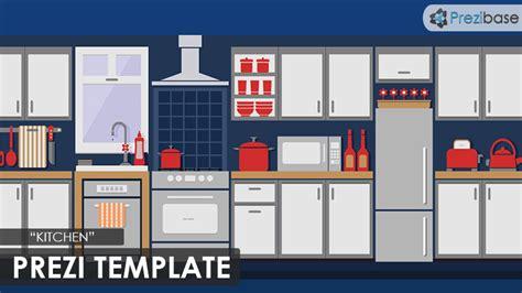 Kitchen Prezi Template  Prezibase