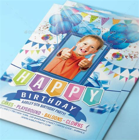 14+ Boy Birthday Invitation Designs & Templates PSD AI
