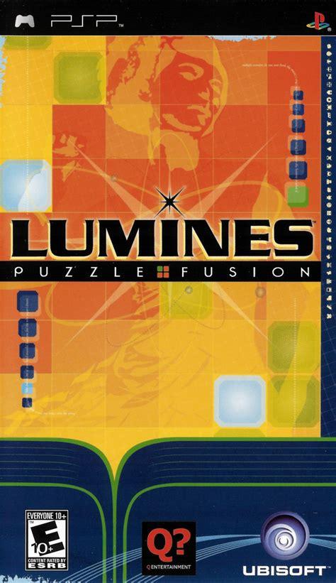 Lumines Psp Game