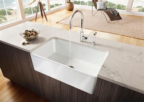 best material for farmhouse sink trends we 39 re seeing in kitchen design