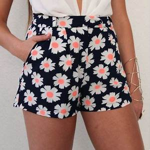 FESTIVAL DAISY NEON FLORAL PRINTS HIGH from spsboutique