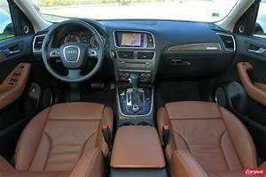 Audi Q5 Interieur : audi q5 laquelle choisir ~ Voncanada.com Idées de Décoration
