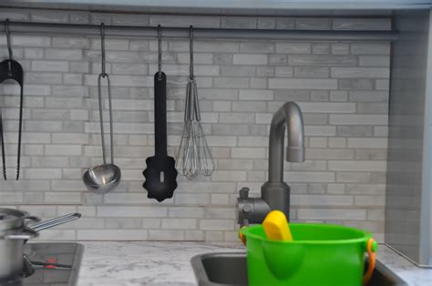 kitchen backsplash stick on tiles peel and stick backsplash tile with cheap peel and