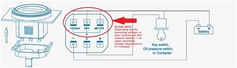 36v Battery Indicator Wiring Diagram by Golf Cart Battery Meter 24v 36v 48v 72v Battery Pete
