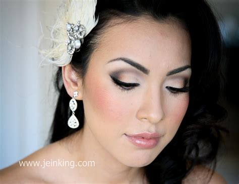 Wedding Makeup : Bridal Makeup + Hair Tips ‹ Portland Wedding Makeup Artist