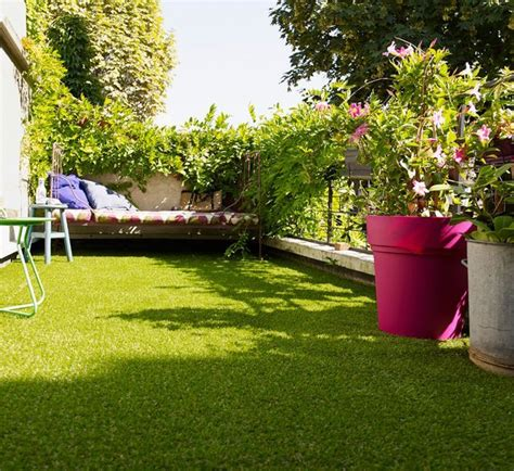 Tapis Herbe Synthétique Exterieur by 15 201 Pingles Gazon Artificiel Incontournables Am 233 Nagement