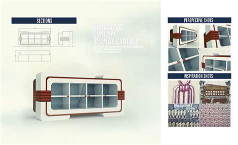 egyptian inspired furniture design  behance