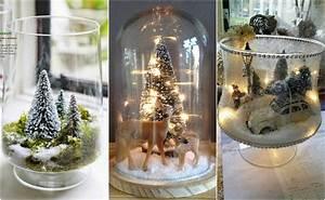 Deko Im Glas Ideen : weihnachtsdeko im glas 15 niedliche ideen ~ Orissabook.com Haus und Dekorationen