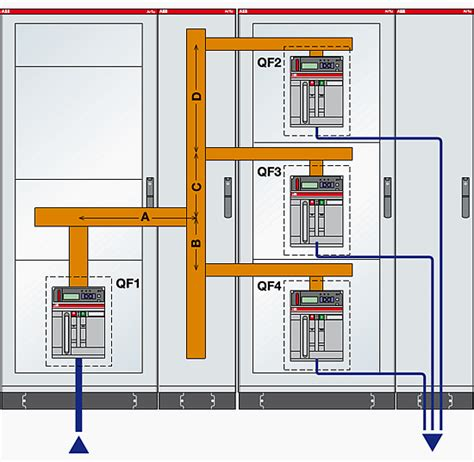 exle on how to design a low voltage switchboard eep