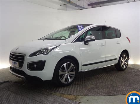 Peugeot Cars For Sale by Used Peugeot 3008 Cars For Sale Second Nearly New