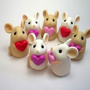 Polymer Clay Rabbits | polymerclaytutorials
