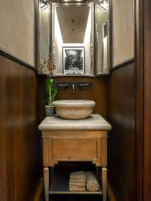 Antique Medicine Cabinet With Mirror by Small Powder Room Houzz